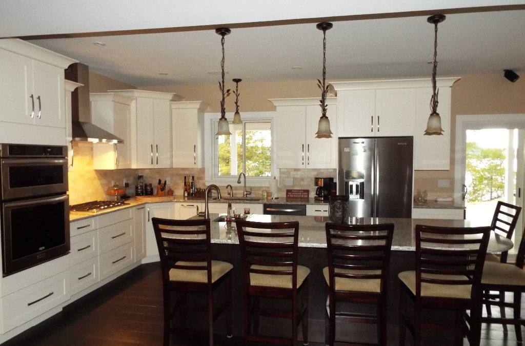 BENNETT LAKE KITCHEN – NEW CONSTRUCTION