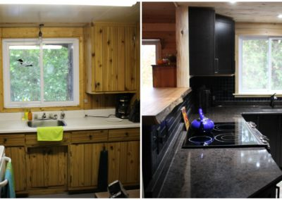 BEFORE & AFTER – SMALL DARK AND HANDSOME